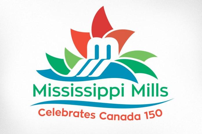 Logo Design – Mississippi Mills Canada 150
