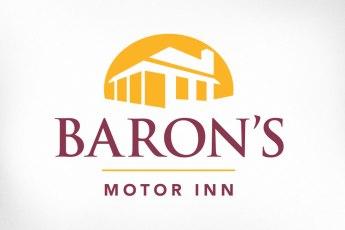 Carleton Place Logo Design – Baron's Motor Inn Sunset