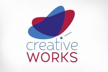 Carleton Place Logo Design – Creative Works Upcycle Furniture Butterfly