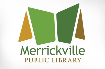 The Merrickville Library offers a wide range of materials to their small community on the Rideau River. This design is based on the charming heritage building which houses the library, depicting its appealing steep tin roof while the charismatic angles form the shape of an open book. Library members will recognize their library building hidden in the logo. Website also designed at Sumack Loft: www.merrickvillelibrary.ca.