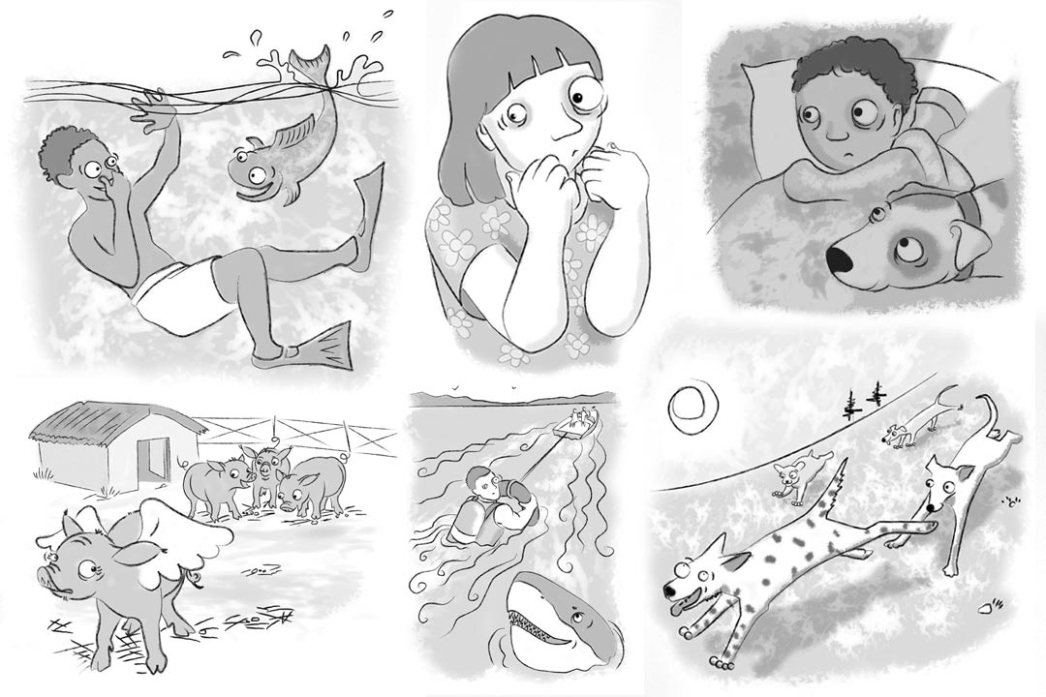 Hospital for Sick Children – Empower Reading Program: The Empower Reading program was developed by the Hospital for Sick Children and includes a suite of products that methodically address the learning needs of even the most differently abled reader. Bright accessible illustrations were created to invite young readers in, and over 200 simple black and white drawings were created for the various teaching tools engendered for this comprehensive program.