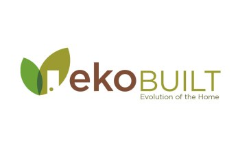 EkoBuilt builds super energy efficient house plans and material kits, and specializes in building to the Passive House standard. The brand effectively conveys the sense of a natural product that is holistically sustainable, contemporary, leading edge, comfortable, and healthy. Tagline was also developed by Sumack Loft. Please see print and web sections for further collateral. Website also designed at Sumack Loft: https://ekobuilt.com