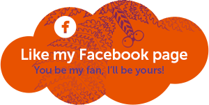 Follow Sumack Loft on Facebook - you be my fan, I'll be yours!