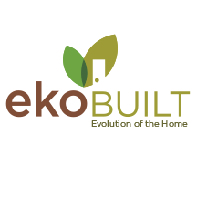 Logo for Ottawa builder EkoBuilt