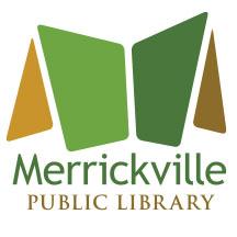 Merrickville Public Library Logo