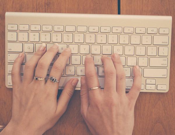 Ottawa Graphic Design - Keyboard