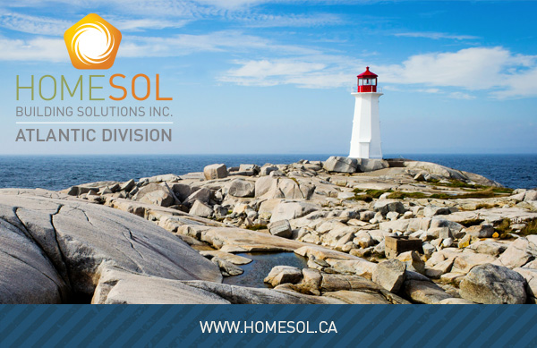 Homesol Building Solutions - Ottawa Web Design