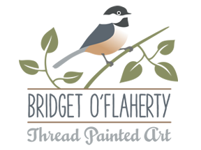 Ottawa Logo Designer - Thread Painted Art