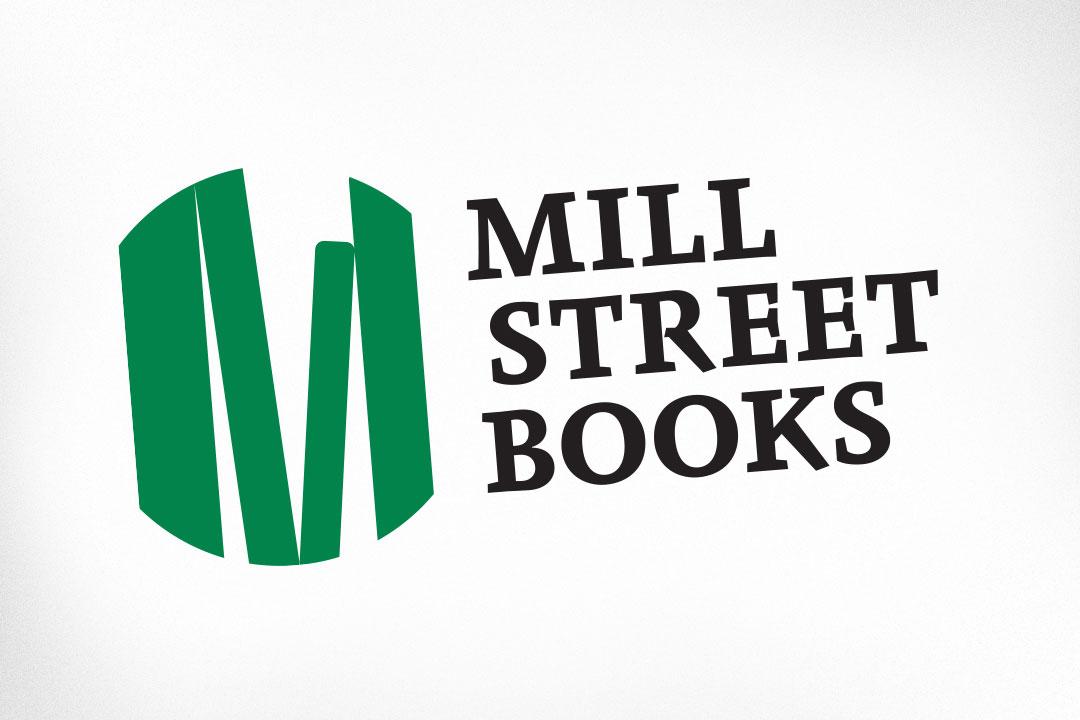 Almonte Logo Design – Mill Street Books
