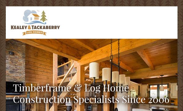 Ottawa Graphic Design - Home Builders Website