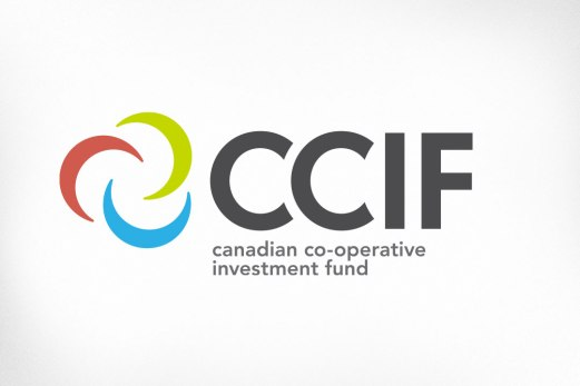 Ottawa Logo Design – CCIF Cooperative Investment Fund Logo