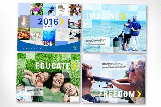 Graphic Design – RBC Calendar