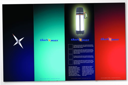 Graphic Design – Thermos Packaging