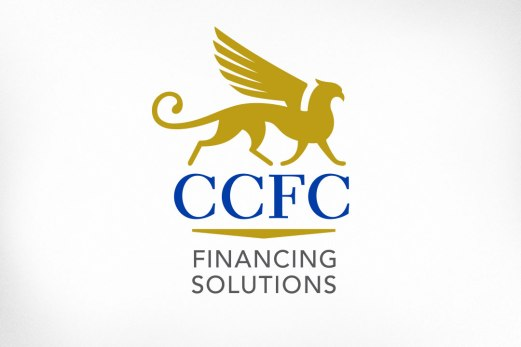 Toronto Logo Design – CCFC Financing Solutions Logo, Griffin, Griffon, Gryphon,