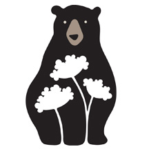 Ottawa Logo Design - Black Bear Healing Home