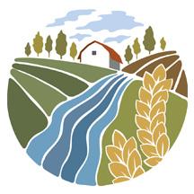 Ottawa Logo Design - Harshell Farm