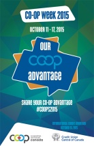 Ottawa Graphic Design Co-op Week 2015 Poster