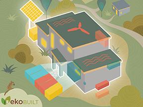 Ottawa Graphic Designer - EkoBuilt Passive House