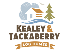 Ottawa Graphic Designer - Log Home Logo