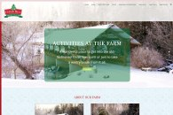 The Cedar Hill Christmas Tree Farm, under new ownership, asked us to design and develop a new website that they could easily manage and update themselves. We decided on a Wordpress theme that suited their needs and came up with a fun and friendly design. To see the full site please go to https://cedarhillchristmastreefarm.com