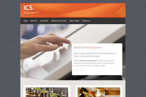 Ideal Control Systems Inc. (ICS) is a technology company specializing in hospitality and retail solutions, serving customers in Eastern Ontario and Western Quebec. We created a clear and professional online presence for ICS, including such core content as products for sale, available solutions, and industry news and trends. To see the full site please go to https://ottawapointofsale.com