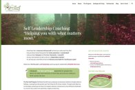 The Yew Leaf: Michelle Honerman, a self-leadership coach, came to us looking for a full branding initiative, starting with help developing a business name, a strong new identity to help her establish credibility and recognition, an effective online presence, including a website and Facebook page, and lastly some print advertising. To see the full site please go to https://theyewleaf.com