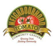 Every year I choose a worthy cause to donate my graphic design services (or the worthy cause chooses me), and a couple of years ago, Jeff Mills at Mills Community Support and I began what has become a wonderful collaboration on multiple projects. It all started off with this logo for the Neighbourhood Tomato. Jeff helped out by supplying some great picture references of vintage fruit and vegetable packing crates as inspiration, and one of my favourite logo designs to date was born.