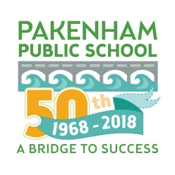 The Pakenham Public School in Mississippi Mills is proud to be at the top of the Fraser Institute for all schools in the Upper Canada Board area. It offers an intimate setting where they have few issues due to the close knit nature of the community, the staff, and the children themselves. This design is based on the unique heritage 5-span bridge for which the town of Pakenham is famous, depicting the charismatic arches wth the rushing river beneath. The new logo improves on the original design, making the brand more contemporary with better visual harmony, and including a version to celebrate their 50th year!