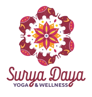 Surya Daya Yoga & Wellness is an established studio in Almonte, Ontario, taken over by its lovely new owner in 2018, who wished to make it her own with a rebrand. I was delighted to hear that she was quite set on having a ring of elephants for her new logo, surrounding a sun mandala. Website also designed at Sumack Loft: https://suryadayayoga.ca