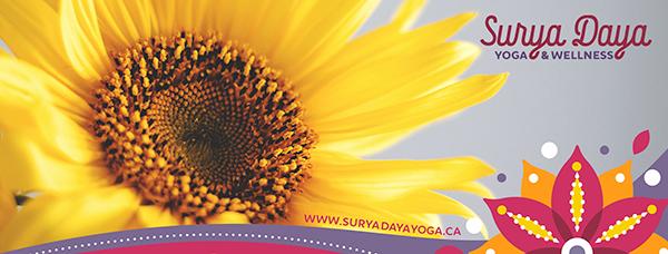 Surya Daya Yoga & Wellness Facebook Graphics
