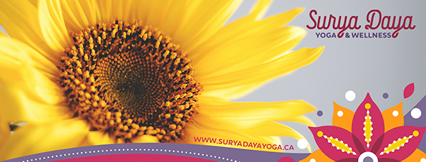 Surya Daya Yoga & Wellness Facebook Graphics