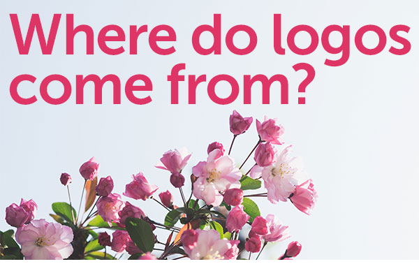 Where do logos come from - spring flowers