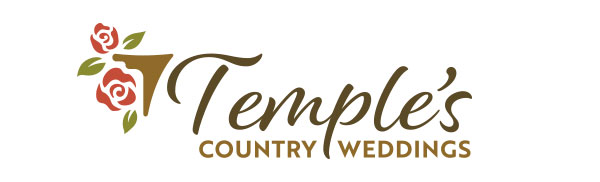 New Logo for Temple's Country Weddings