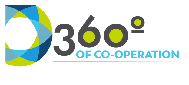 Graphic identity for annual conference for co-operatives and mutuals Canada