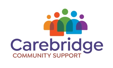 In 2019, Mills Community Support, a long-standing community non-profit agency that fosters caring, strong and inclusive communities, proceeded with a rebranding to become Carebridge Community Support. Once the name had been decided, Sumack Loft was approached to design an identity that would help position the organization as a leader in its field and communicate their mission clearly — a caring, person-centred agency.